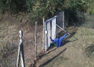 Intruder_gate thief - Keith Walters